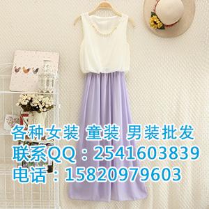 纯棉夏装长裙夏天最好卖的服装批发