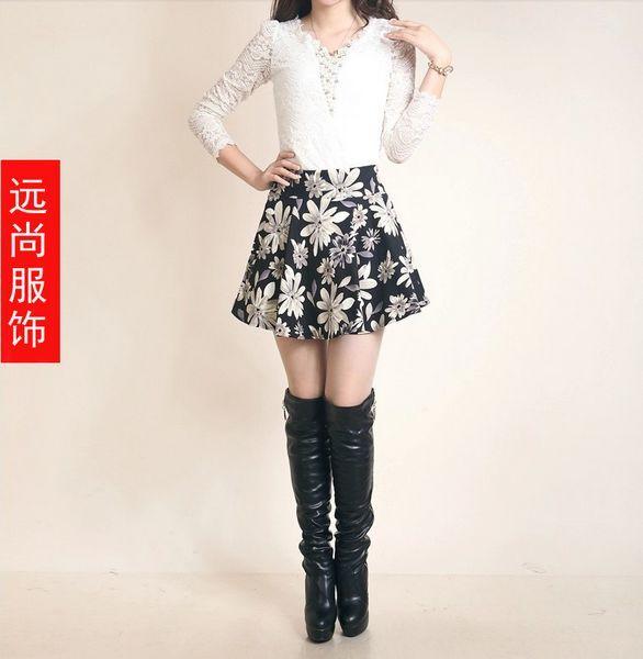 广州净色百褶裙批发