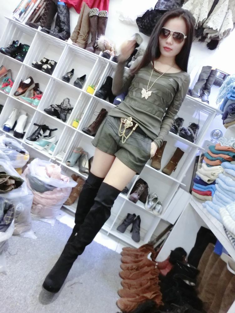 山西女装实体服装店欧洲站外贸仓零加盟费诚邀加盟