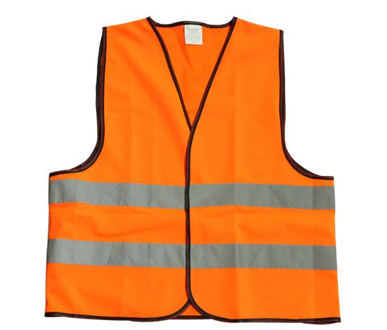 新款环卫反光衣网布背心马甲供应
