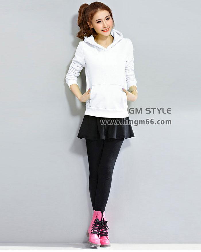 春季时尚精装卫衣韩版女装套头卫衣批发