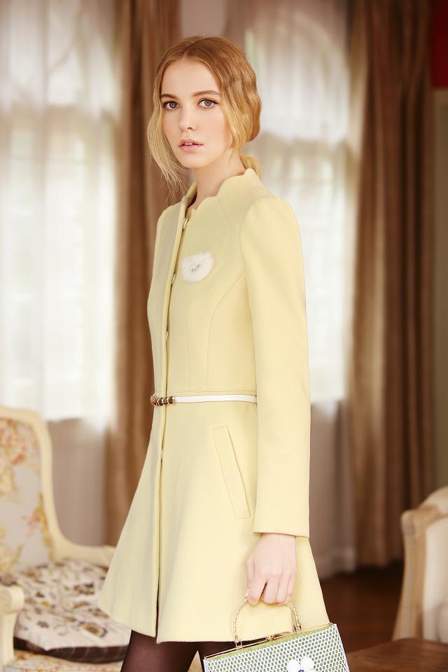 古姿语坚信时尚属于与时代同步的品牌,诚邀加盟