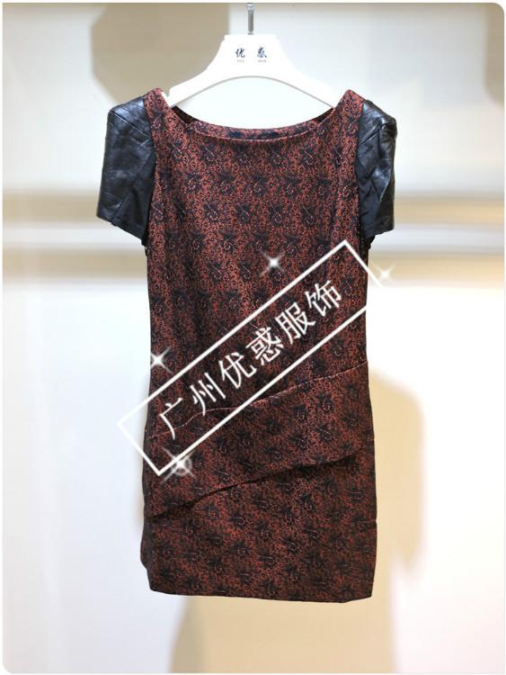 欧洲站时尚新款一手货源品牌女装批发