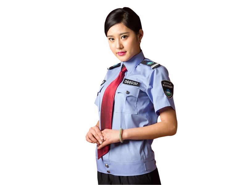 泽川服饰环卫监察标志服定做批发