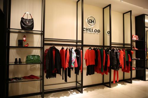 一线轻奢侈品牌女装【CHELOO】品牌最赚钱诚邀加盟