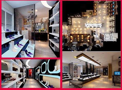 东北亚OTO体验店价格划算的时装女鞋供应