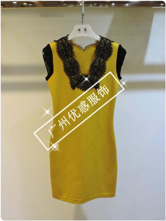深圳一线外单高端品牌女装折扣批发