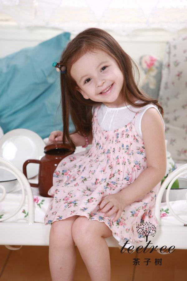 韩国十大童装品牌 茶子树诚邀加盟