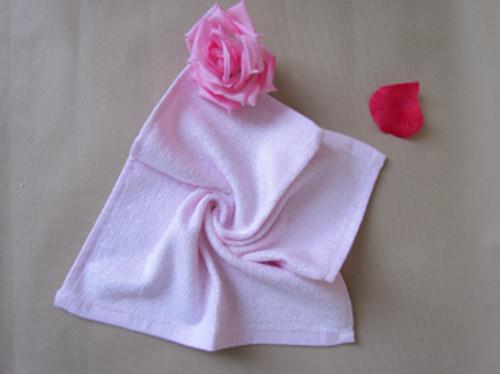 厂家直销的乐林雅竹纤维毛巾