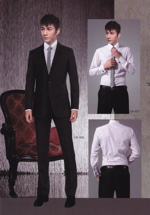 高端定制男士商务西服套装、结婚礼服