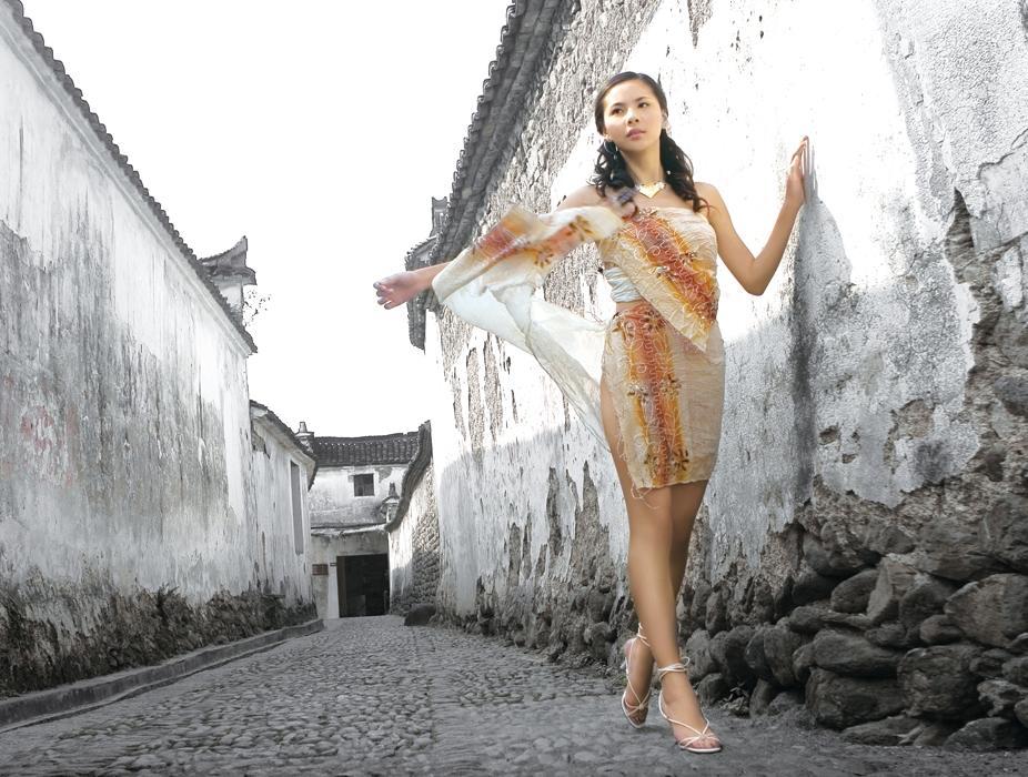 厦门最新东方迷纱真丝丝巾供应