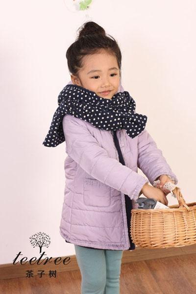 韩国茶子树童装--中高端韩国童装品牌诚邀加盟