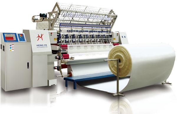电脑有梭多针绗缝机厂家供应