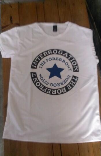 厂家直销男装短袖T恤低价处理