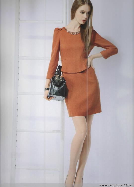 北京一线品牌女装赛瑞娜春夏装库存折扣批发