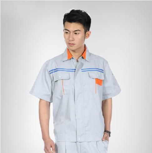 上海定制夏季工作服厂家
