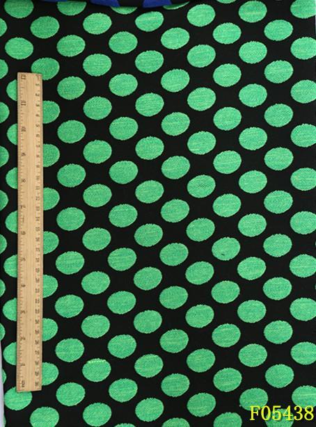 柯桥专业色织提花面料织造生产F05438厂家供应