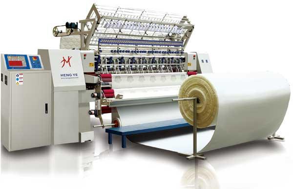 电脑有梭多针绗缝机(新结构)  型号:HY-64-2A厂家供应