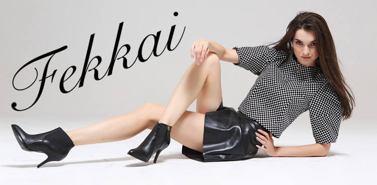 2015新款Fekkai品牌时尚女鞋招商代理加盟