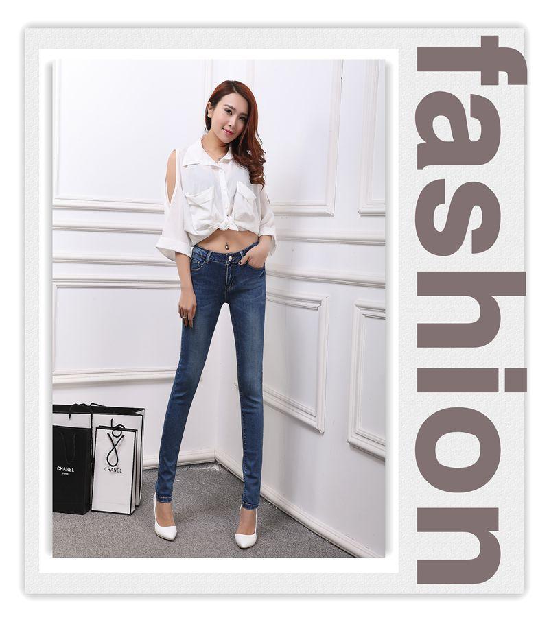 新款女式牛仔裤一手货源批发