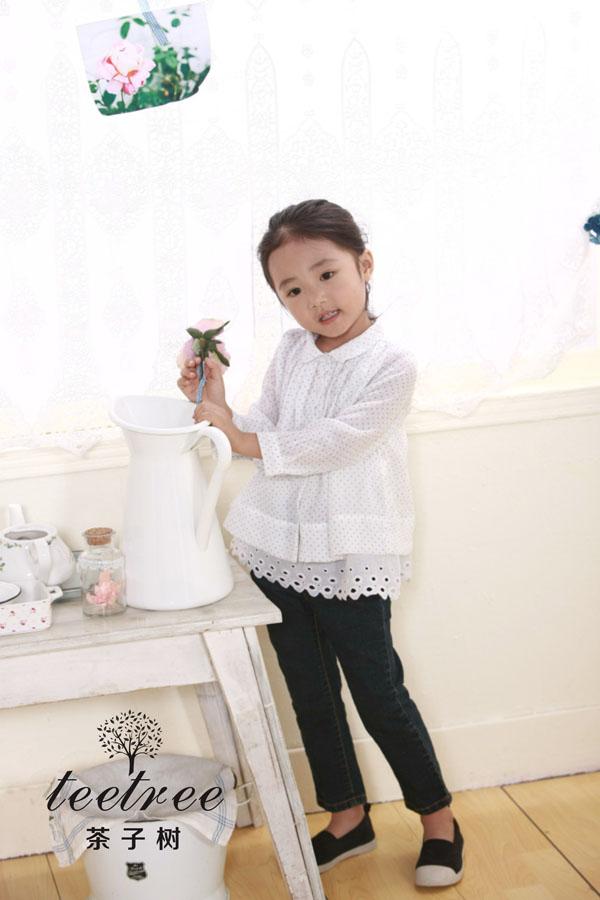 茶子树儿童服装品牌诚邀加盟