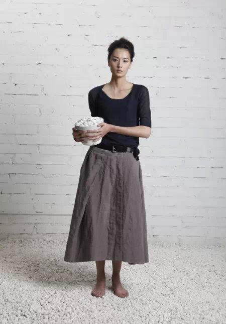 【底色Dins】简约,唯美的着衣风格,诚邀共赢