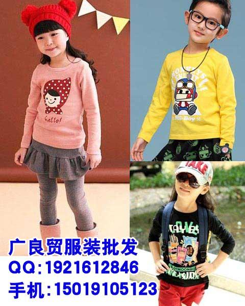 广州便宜春季流行服装批发