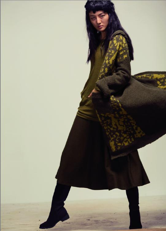 【因为ZOLLE】品牌女装——女人与时尚的对话,诚邀加盟