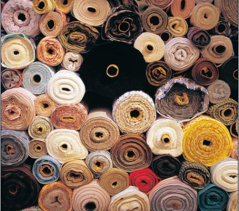 深圳回收布料衣服