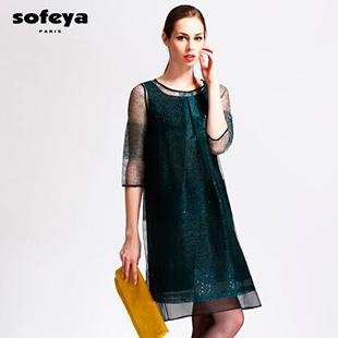 【sofeya】优雅时尚淑女装诚邀您的加盟