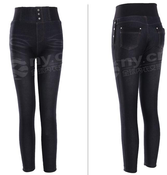 女士新款可外穿时尚保暖打底裤低价批发