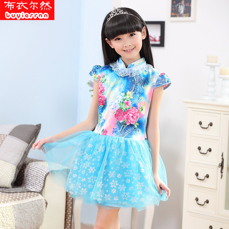 布衣尔然Buyierran中国风品牌童装2015新款全新上市诚邀合作