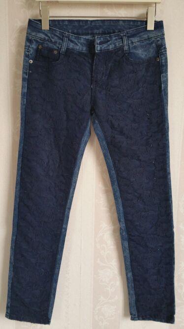女装新款牛仔裤8元小额批发