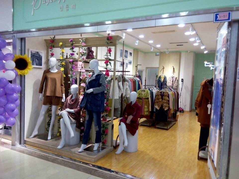 品牌女装零售厂家供应