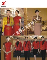 锦亿圣服饰公司提供专业的酒店服定做