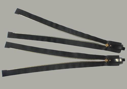 无锡质量好的单封橡胶拉链批发
