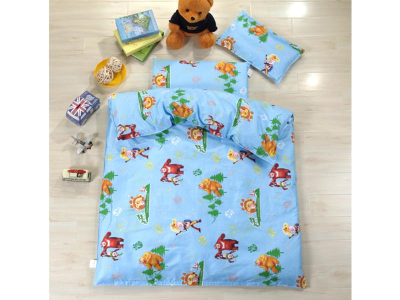 纯天然儿童棉被厂家供应
