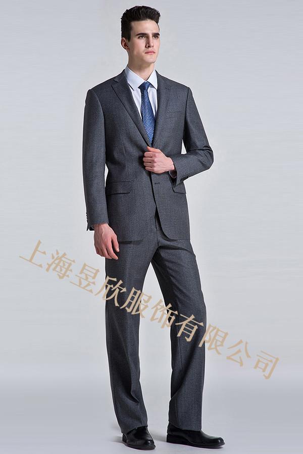 上海高级西装定做