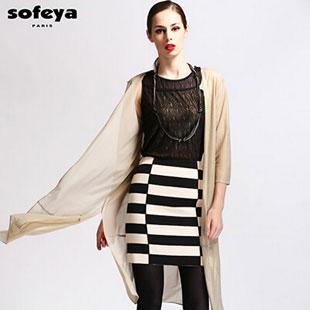 sofeya都市时尚优雅女装诚邀您的加盟