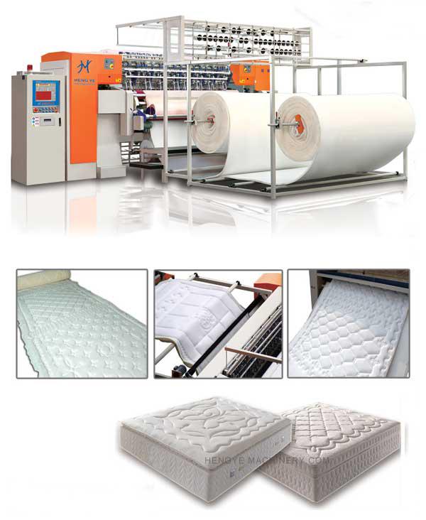 电脑无梭多功能绗缝机 型号:HY-W-DGN厂家供应