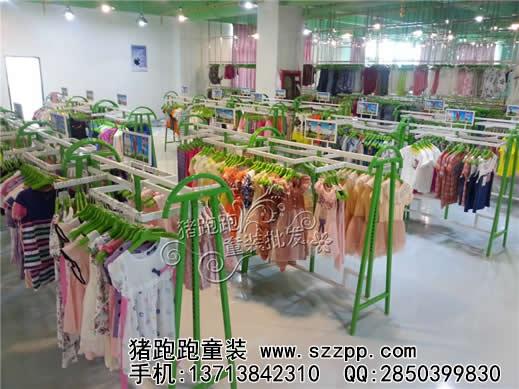 上海品牌童装批发