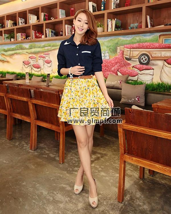 广东春夏季女装夏季厂家直接出货
