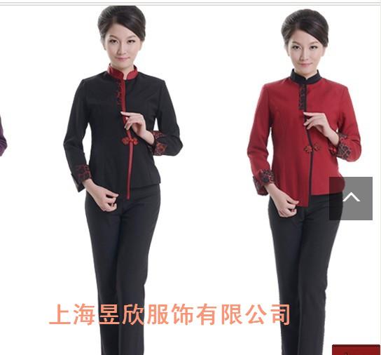 上海服务员服装定做
