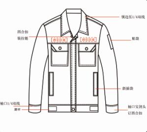 鄭州市專業生產工作服文化衫的廠家批發