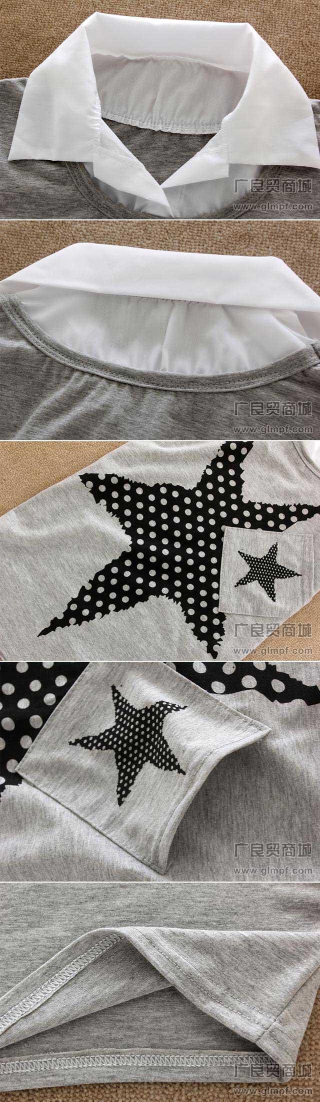 上海韩版T恤批发