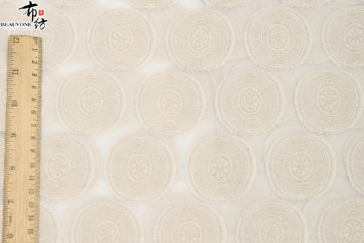 上海专业生产色织梭织提花面料F05413批发