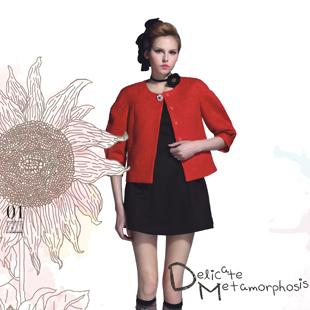 多蒙佳乐时尚女装全国招商加盟