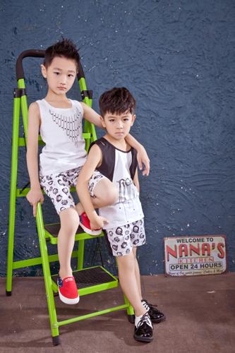 【M&Q大眼蛙】韩国时尚风格,突出儿童个性化穿衣理念,诚邀加盟