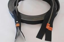 海隆密封提供质量硬的保温服拉链批发