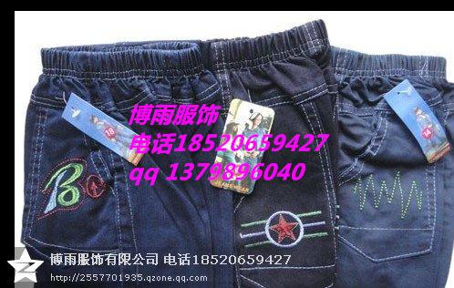 广州沙河最便宜牛仔裤批发